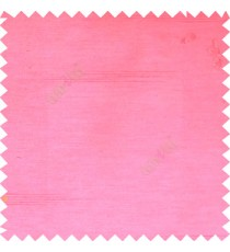 Bright pink colour complete plain texture designless surface horizontal embossed lines with polyester thick background main curtain