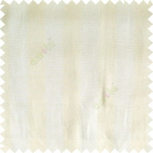 Cream color vertical bold stripes horizontal parallel lines texture surface polyester main curtain