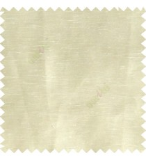 Beige color solid plain designless surface with transparent background horizontal lines polyester sheer curtain