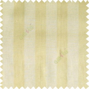 Beige color vertical bold stripes horizontal parallel lines texture surface polyester main curtain