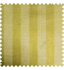 Green color vertical bold stripes horizontal parallel lines texture surface polyester main curtain