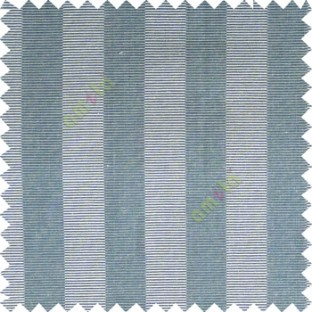 Royal blue grey color vertical bold stripes horizontal parallel lines texture surface polyester main curtain