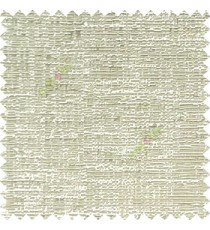 Beige grey color solid texture finished horizontal digital lines texture gradients main curtain