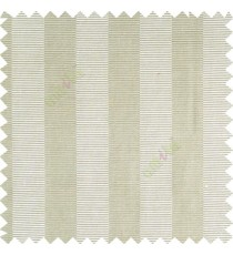 Beige grey color vertical bold stripes horizontal parallel lines texture surface polyester main curtain