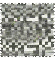 Black beige color abstract designs geometric patterns digital stripes texture surface horizontal lines polyester main fabric