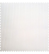 Cream color texture finished surface with vertical pencil stripes transparent background sheer curtain