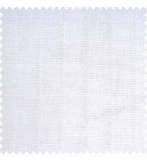 Pure white color complete texture finished background vertical lines small pores base fabric polyester sheer curtain
