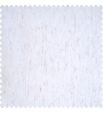 White color background texture finished vertical brown color rainwater falling stripes with transparent fabric sheer curtain