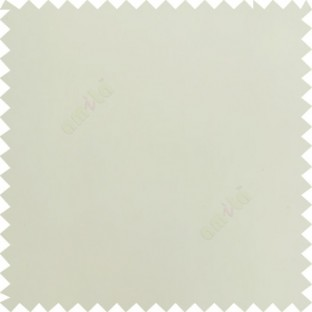 Cream color solid surface designless smooth finished polyester curtain fabric