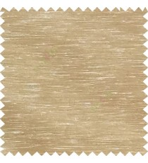 Golden and beige color horizontal lines transparent material net finished see through polyester curtain fabric