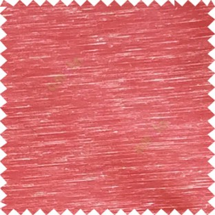 Maroon beige color horizontal lines transparent material net finished see through polyester curtain fabric