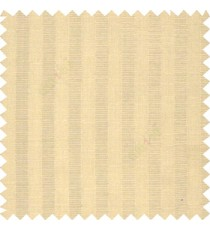 Light brown beige color texture finish vertical bold stripes horizontal small dots line with thick poly main curtain