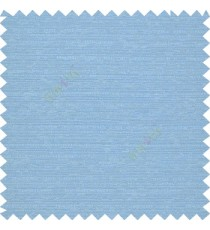 Sky blue color horizontal texture stripes weaving designs rough surface with thick polyester texture gradients main curtain