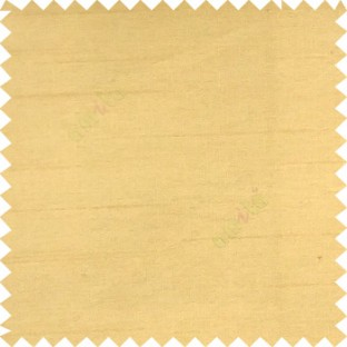 Golden color complete plain texture designless surface texture gradients horizontal lines with polyester thick base main curtain