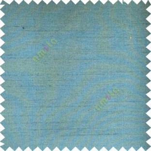 Blue color complete plain texture designless surface texture gradients horizontal lines with polyester thick base main curtain