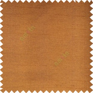 Nutmeg brown color complete plain texture designless surface texture gradients horizontal lines with polyester thick base main curtain