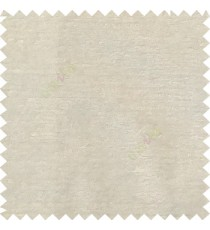 Cream color complete plain horizontal texture stripes with chenille base polyester sofa fabric