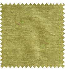 Crocodile green color complete plain horizontal texture stripes with chenille base polyester sofa fabric