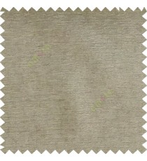 Grey color complete plain horizontal texture stripes with chenille base polyester sofa fabric