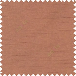 Dark brown color solid plain surface designless background horizontal lines polyester curtain fabric