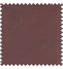 Dark chocolate brown color solid plain surface designless background horizontal lines polyester curtain fabric