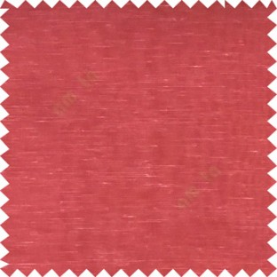 Maroon color transparent net finished horizontal lines see through background polyester sheer curtain fabric