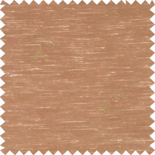 Brown color transparent net finished horizontal lines see through background polyester sheer curtain fabric