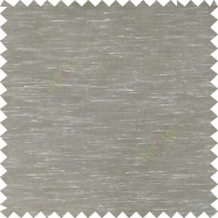 Grey beige color transparent net finished horizontal lines see through background polyester sheer curtain fabric