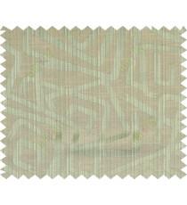 Green yellow beige colour contemporary design polycotton main curtain designs