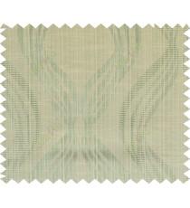 Green yellow beige colour vertical wavy stripes polycotton main curtain designs