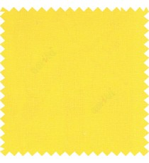 Yellow color solid plain finished surface designless complete pattern free soft touch pure cotton curtain fabric