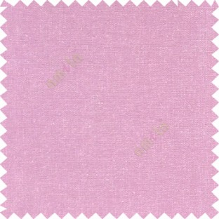Purple color solid plain finished surface designless complete pattern free soft touch pure cotton curtain fabric