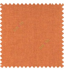Brown color solid plain finished surface designless complete pattern free soft touch pure cotton curtain fabric