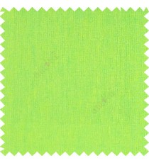 Bright green yellow color solid plain finished surface designless complete pattern free soft touch pure cotton curtain fabric