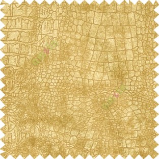 Brown texture design velvet finish nylon curtain fabric