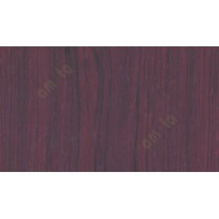 Carribean Walnut Wood Finish Decorative Glass Sticker