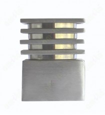 Heavy metal four plated design ss finial