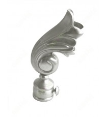 Gramo phone traditional design ss finial