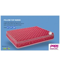 Peps Spring Koil Bonnell Spring Pillow Top Mattress