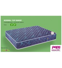 Peps Spring Koil Pocketed Spring Mattress