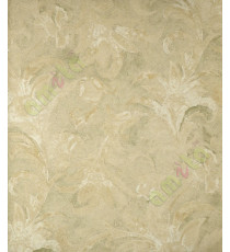 Gold green brown shiny elegant traditional design home décor wallpaper for walls