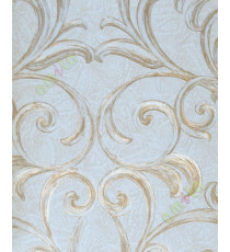 Beige white brown traditional design home décor wallpaper for walls