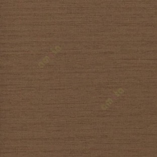 Dark Brown Color Solid Texture Finished Fabric Thread Work Looks Vertical And Horizontal Crossing Lines Net Type Matt Home Decor Wallpaper