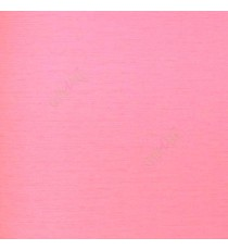 Bright pink color solid texture finished fabric thread work looks vertical and horizontal crossing lines net type matt finished home décor wallpaper