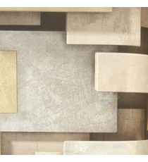 Dark brown silver gold beige color natural stone marble cladding geometric rectangular marble layers texture finished blocks home décor wallpaper