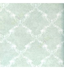Aqua blue white beige color self texture small gradients anti slip feel with crossing floral bolds  in wallpaper