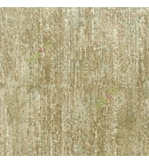 Dark brown green beige mixed colors in the texture finished vertical texture drops wallpaper