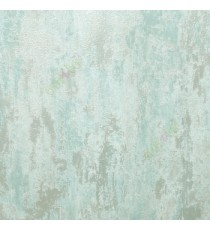 Aqua  blue beige silver color texture embossed concrete pattern texture wallpaper