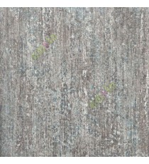 Dark brown green beige grey color sold texture finished vertical texture lines wallpaper