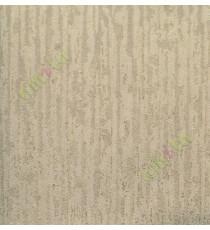Gold brown elegant vertical self texture home décor wallpaper for walls